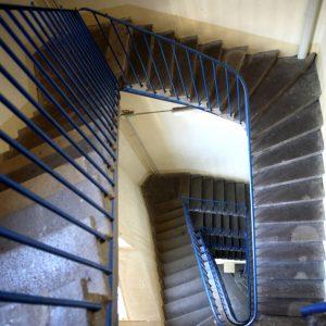 Escalier Bleu Emd