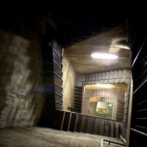 Escalier Gris Om