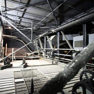 Passerelle Proscenium Cocteau Mdc
