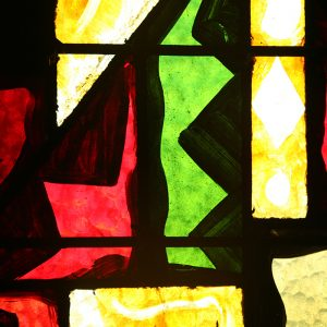 Detail Vitrail